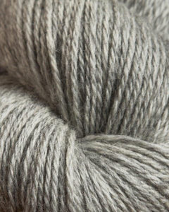 Jagger Spun - Heather - Worsted Yarn - Smoke - Indigo Chase Specialties