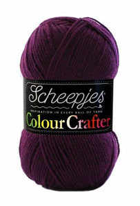 Scheepjes - Colour Crafter - Spa - Indigo Chase Specialties