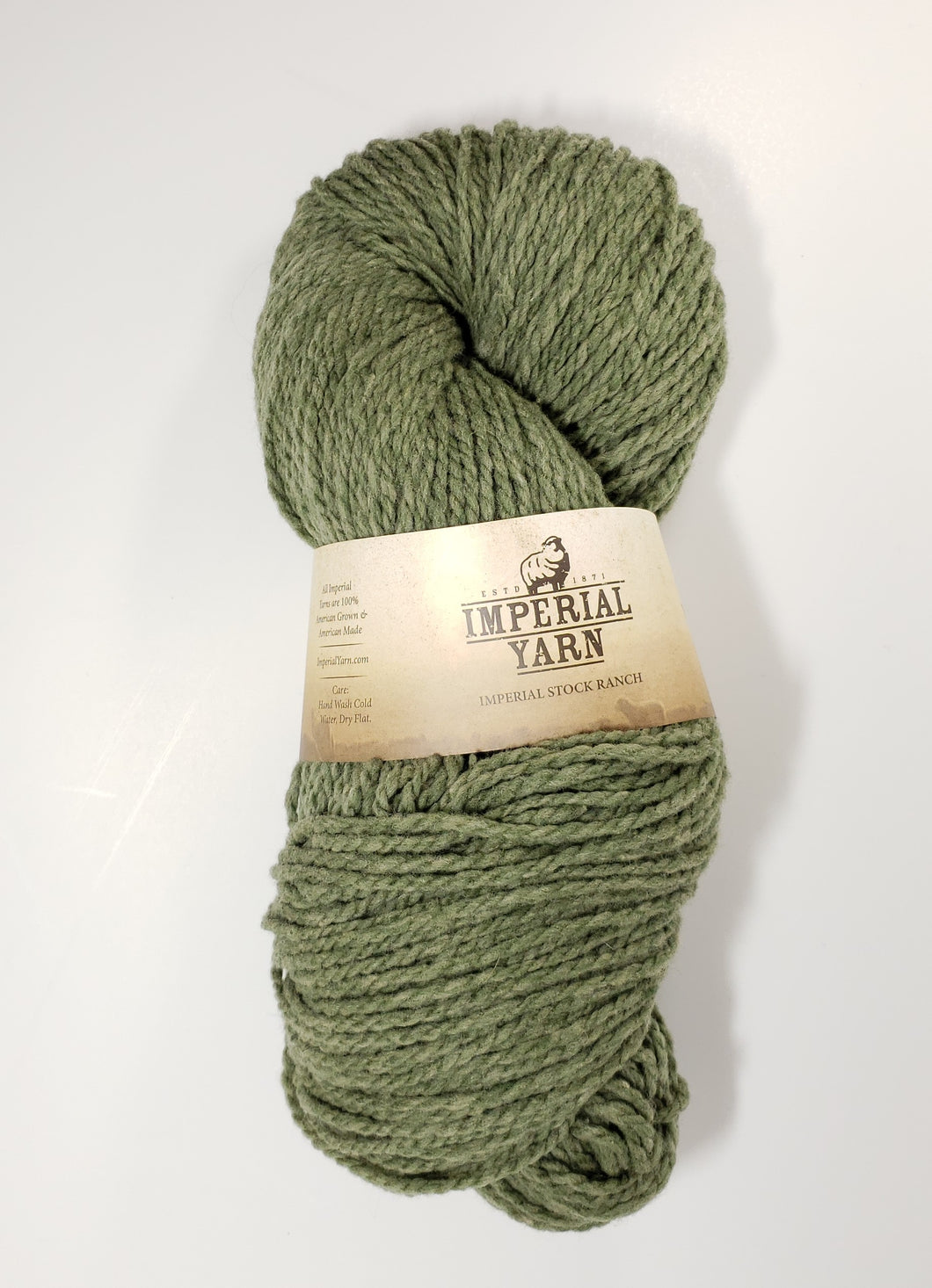 Imperial - Columbia - Spring Sage - Indigo Chase Specialties
