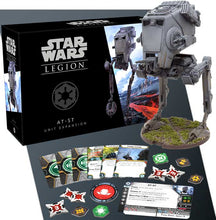 Star Wars: Legion - AT-ST Unit Expansion - Indigo Chase Specialties