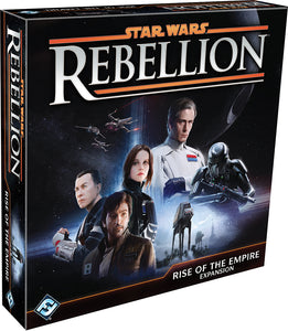 Star Wars Rebellion: Rise of the Empire Expansion - Indigo Chase Specialties