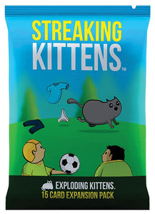 Exploding Kittens: Streaking Kittens Expansion