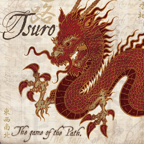 Tsuro: The Game of the Path - Indigo Chase Specialties