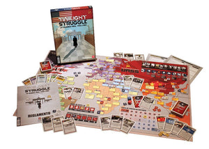 Twilight Struggle: The Cold War, 1945-1989
