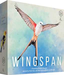 Wingspan - With Swift Start - Indigo Chase Specialties
