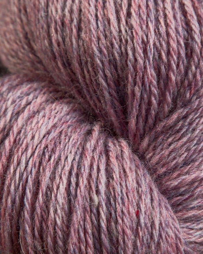 Jagger Spun - Heather - Worsted Yarn - Wisteria - Indigo Chase Specialties