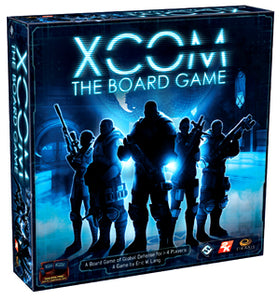 XCOM: The Board Game - Indigo Chase Specialties