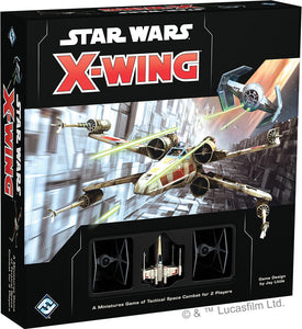 Star Wars X-Wing: 2nd Edition - Core Set - Indigo Chase Specialties