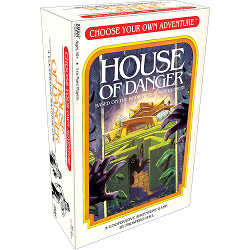 Choose Your Own Adventure: House of Danger - Indigo Chase Specialties