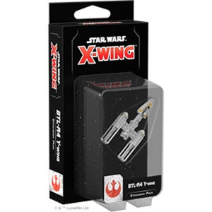 Star Wars X-Wing 2nd Edition: BTL-A4 Y-Wing Expansion Pack - Indigo Chase Specialties