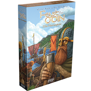 A Feast for Odin: The Norwegians - Indigo Chase Specialties