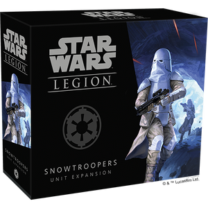 Star Wars: Legion - Snowtroopers Unit Expansion - Indigo Chase Specialties