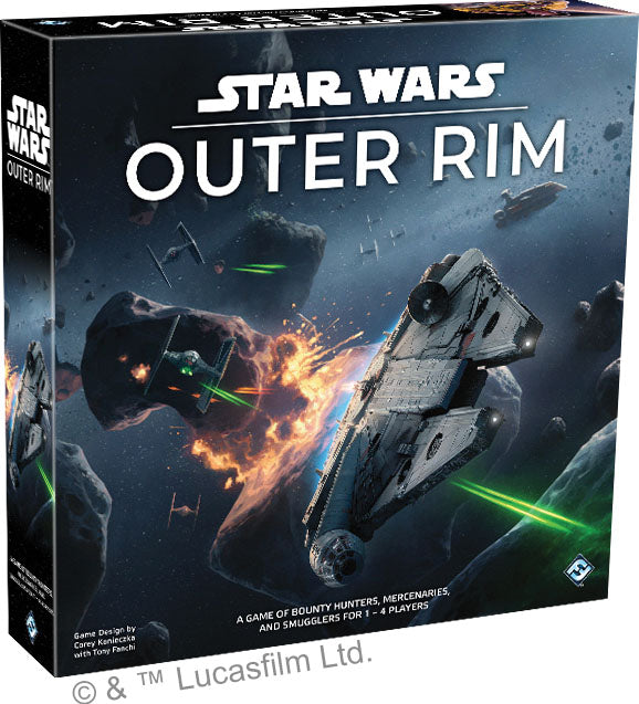 Star Wars: Outer Rim - Indigo Chase Specialties