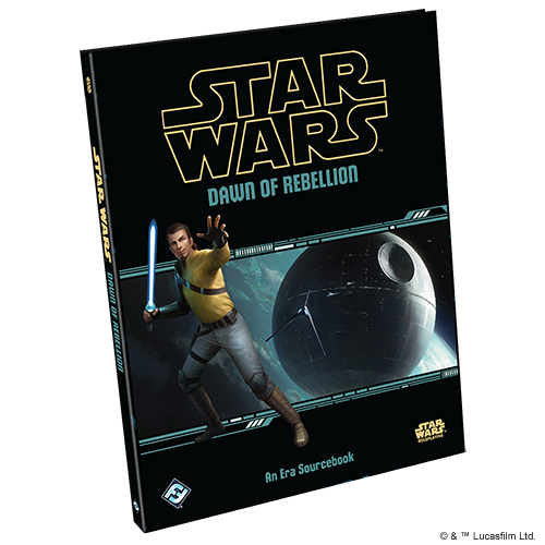 Star Wars Roleplaying: Dawn of Rebellion - Indigo Chase Specialties
