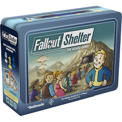 Fallout Shelter - Indigo Chase Specialties