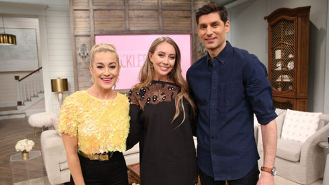 Cavanagh Baker on Pickler and Ben with Kellie Pickler