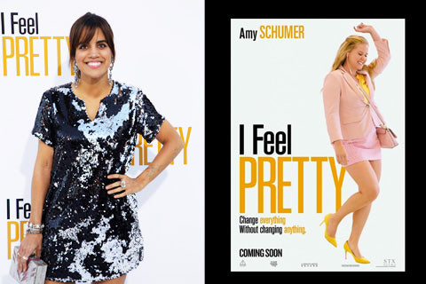 natalie morales, i feel pretty, amy schumer, movie premiere