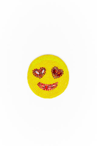 HAPPYFACE EMOJI PATCH,