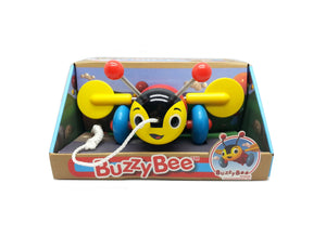 Genuine Buzzy Bee Pull Along Toy - THE GOOD HONEY CO.