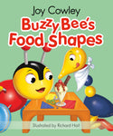 Buzzy Bee's Food Shapes (Board Book) - THE GOOD HONEY CO.