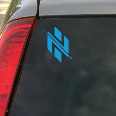 Vinyl Decal Sticker (intl) - Ignite Nutrition
