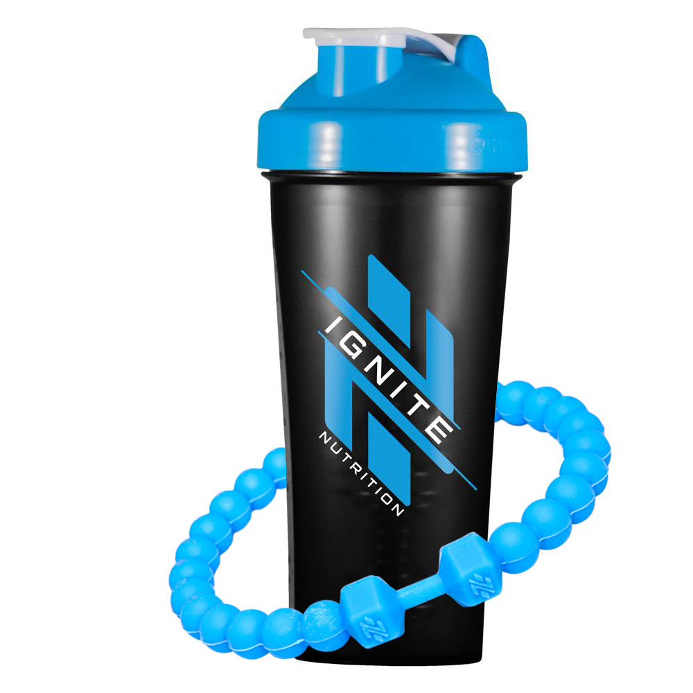 Free Shaker + Wristband - Ignite Nutrition