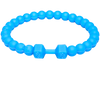 Ignite Blue Barbell Wristband (intl) - Ignite Nutrition