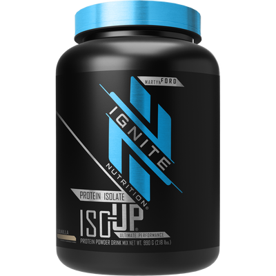 ISO-Up Protein Powder Drink Mix (intl) - Ignite Nutrition