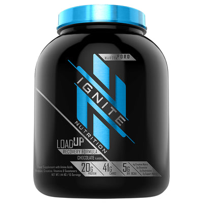 Load-Up All-in-One Recovery Mix (intl) - Ignite Nutrition