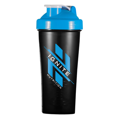 20oz Shaker Cup with Built-In Mixer (intl) - Ignite Nutrition