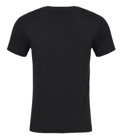 Heather Black Logo T-Shirt (intl) - Ignite Nutrition