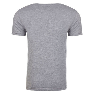 Heather Grey Actions Not Words T-Shirt (intl) - Ignite Nutrition