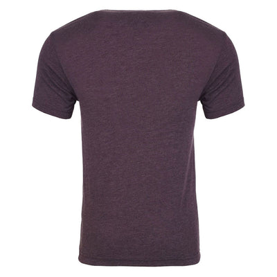 Plum T-Shirt with Established 2018 and Pain-Passion-Progress (intl) - Ignite Nutrition