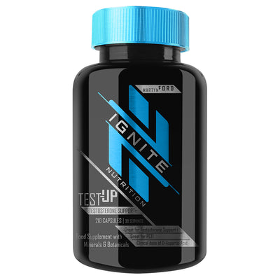 Test-Up Testosterone Booster - Ignite Nutrition