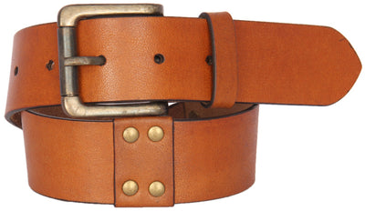 PAGANI REAL LEATHER TAN TWISTY LADIES BELT