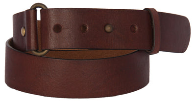 PAGANI REAL LEATHER BROWN TRENDY LADIES BELT