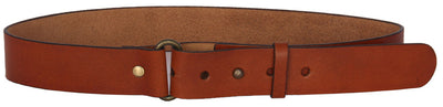 PAGANI REAL LEATHER TAN TRENDY LADIES BELT