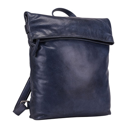 STOCKHOLM CITY BACKPACK IN BLUE