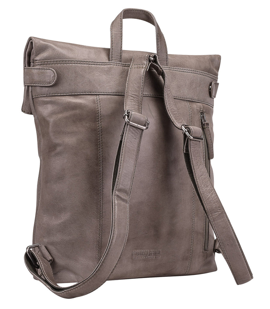 STOCKHOLM CITY BACKPACK IN LIGHT GREY
