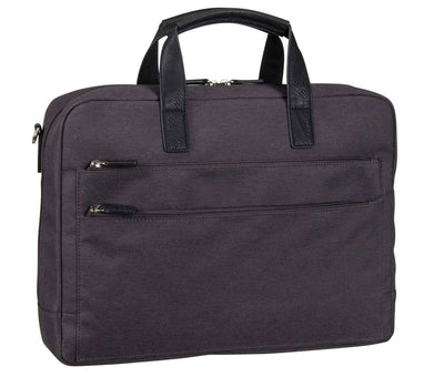 JOST BERGEN 1143 NYLON / POLYESTER LARGE BUSINESS BAG