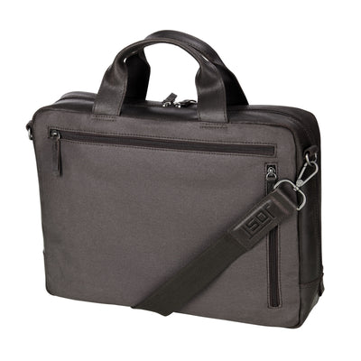 JOST VARBERG 7176 BROWN MEDIUM BUSINESS BAG / MESSENGER BAG