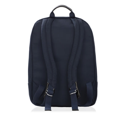 KNOMO BEAUCHAMP NAVY LAPTOP BACKPACK