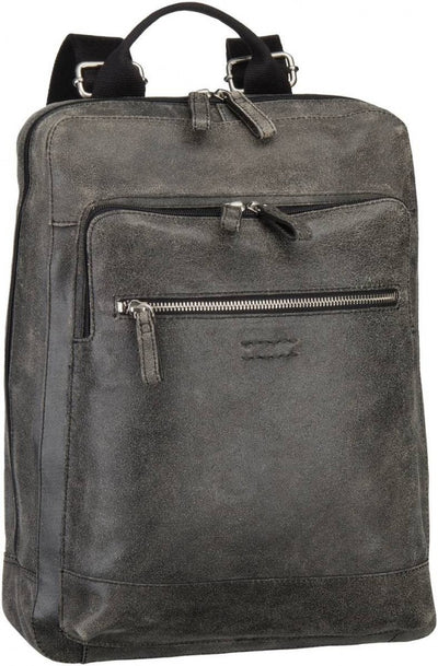 LEONHARD HEYDEN BOSTON 5230 BACKPACK IN BROWN