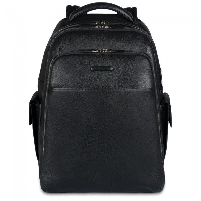 promo code e72b9 2b627 PIQUADRO MODUS CA3444MO LARGE LAPTOP BACKPACK IN BLACK