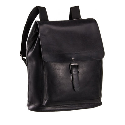 LEONHARD HEYDEN DAKOTA 7563 BACKPACK IN BLACK