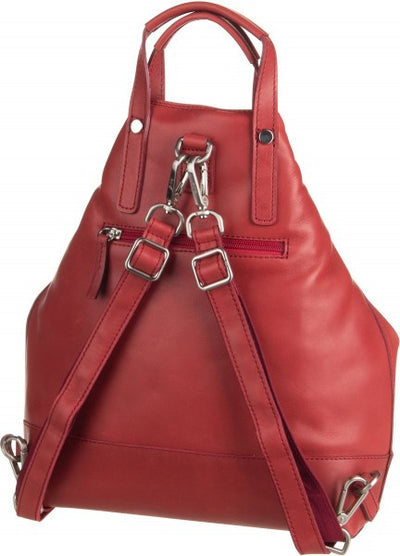 JOST RANA 1206 COGNAC LEATHER X-CHANGE BACKPACK XS