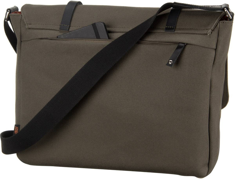 JOST LUND 2368 OLIVE MESSENGER / SHOULDER BAG