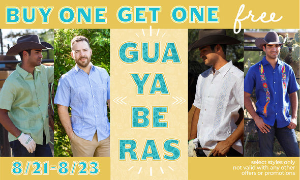 Guayabera Flash Sale 2020