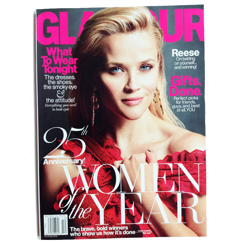 Glamour Magazine Dec. 2016