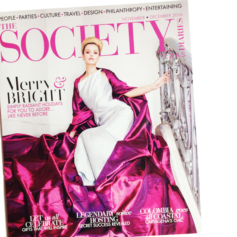 The Society Dec. 2016